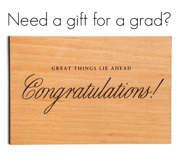 gift for a grad