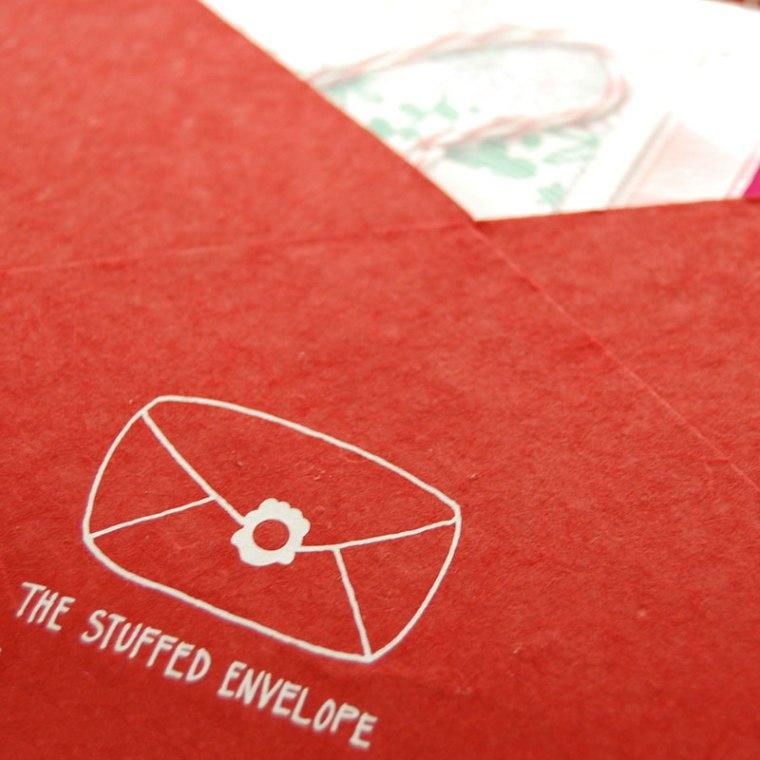 the stuffed envelope
