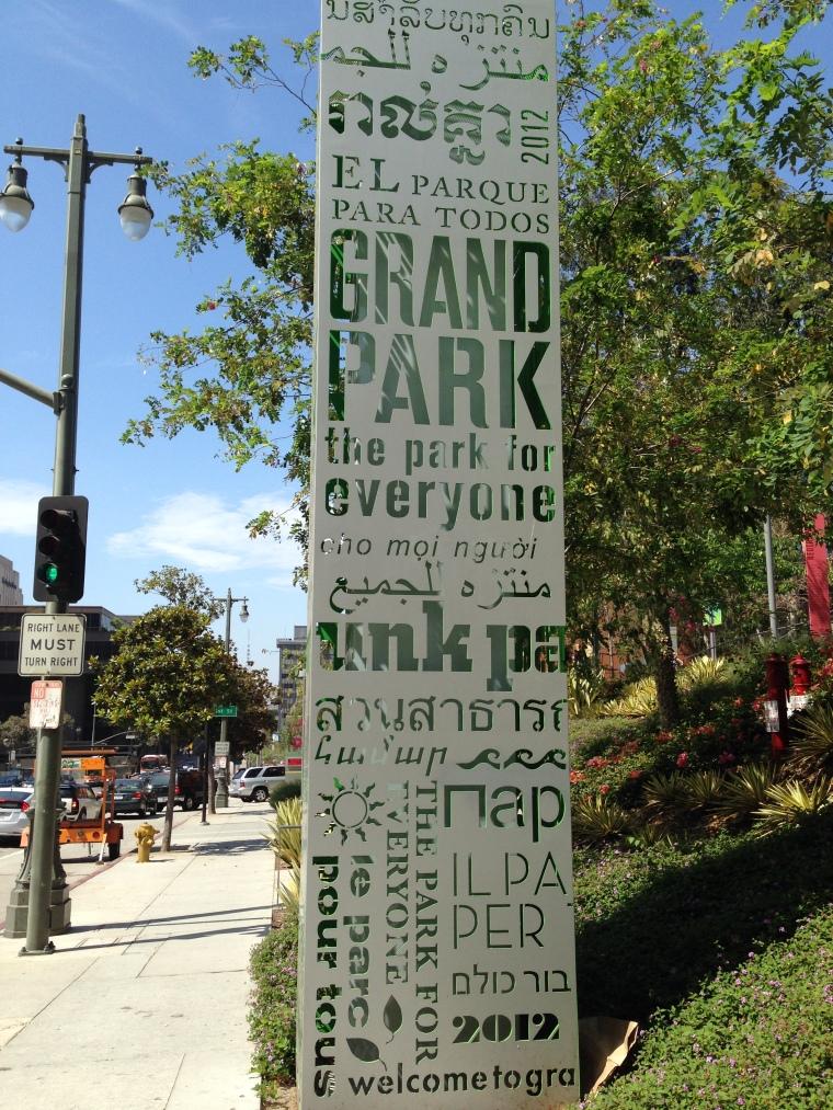 RCF grand park LA