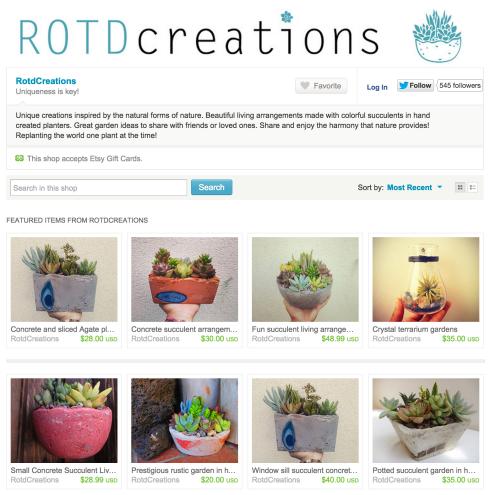 ROTD creations