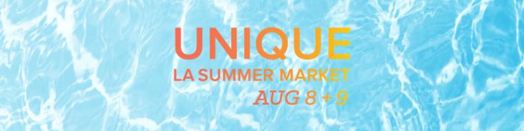 summer unique LA cardtorial
